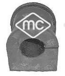 Подушка стабилизатора переднего на Renault Trafic  2001-> - Metalcaucho (Испания) - MC05430