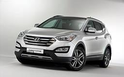 Брызговики на автомобиль Hyundai