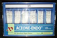 Штифты бумажные Aceone-Endo 0,6 № 15