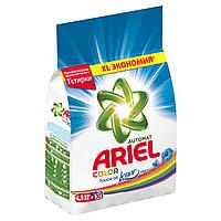 Стиральный порошок Ariel  2в1  Color Lenor Effect  4,5 кг Автомат
