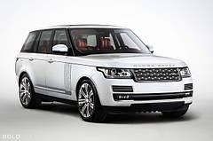 Брызговики на автомобиль Land Rover