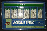 Штифты бумажные Aceone-Endo 0,6 № 35