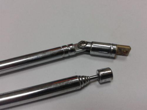 Антенна металлическая телескопическая 89