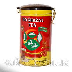 Чай Do Ghazal Tea   500 гр жестяная банка