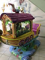 Аттракцион детская качалка Кораблик В НАЛИЧИИ!