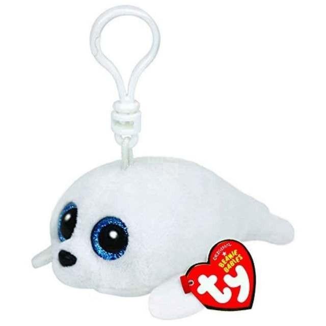 Іграшка брелок TY Тюлень Icy