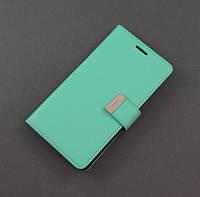 Чехол Rich Diary для Meizu M5 Note мятный