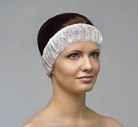 Повязка для волос одноразовая Doily спанбонд, 10 шт