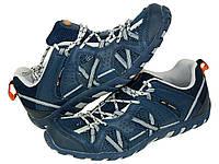Мужские кроссовки 84570 NAVY/L.GREY