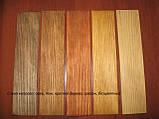 Стіл з натурального дерева з комплекту Дельта 3м, фото 10