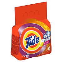 Стиральный порошок Tide Color Lenor Touch of Scent 1,5кг Автомат