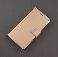 Чехол Rich Diary для Meizu M5 Note золотистый