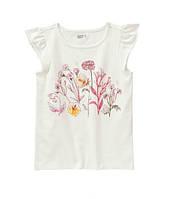 Детская футболочка с принтом для девочки Crazy 8