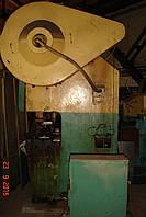 Пресс кривошипный усилием 63т, мод. КД 2128К