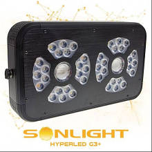 Лампа LED Sonlight Hyperled G3 180W (270W) эквивалент 400W