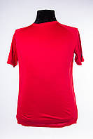 Спортивная футболка мужская красная spalding М