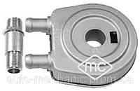 Масляный охладитель на Renault Kangoo 97->08 1.9dTi + 1.9dCi — Metalcaucho (Испания) - MC05943