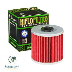 Маслянный фильтр Hiflo HF123 для Kawasaki