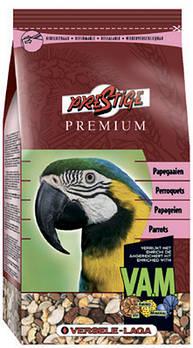 Корм Versele-Laga Prestige Premium КРУПНЫЙ ПОПУГАЙ (Parrots) зерновая смесь корм для крупных попугаев, 1 кг