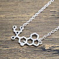 """Кулон """"Молекула ЛСД"""""""