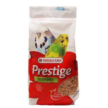 Корм Versele-Laga Prestige ПОПУГАЙЧИК (Вudgies) зерновая смесь корм для волнистых попугайчиков, 20 кг