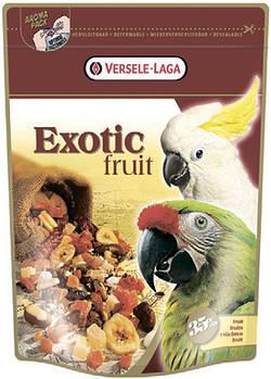 Корм Versele-Laga Prestige ЭКЗОТИЧЕСКИЕ ФРУКТЫ зерновая смесь для крупных попугаев, 600 г