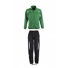 Тренировочные костюмы SOL'S CAMP NOU, зеленый/белый Франция.  размеры от S до 3XL, высокое качество