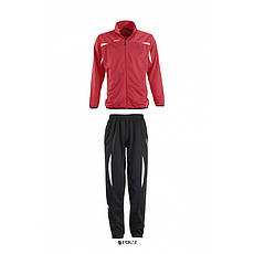Тренировочные костюмы SOL'S CAMP NOU, красный/белый Франция.  размеры от S до 3XL, высокое качество