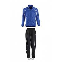 Тренировочные костюмы SOL'S CAMP NOU, ярко/синий Франция.  размеры от S до 3XL, высокое качество