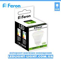 Светодиодная лампа Feron MR-11 LB271 3W