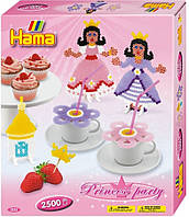 """Термомозаика Набор """"Вечеринка принцесс"""", Hama"""