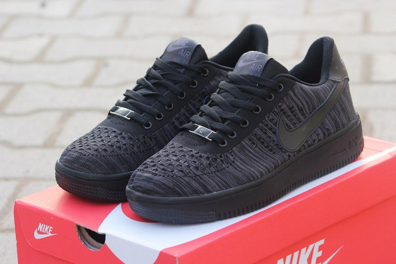 f55d409a20e9 Летние мужские кроссовки Nike air Force черные 42р  продажа, цена в ...