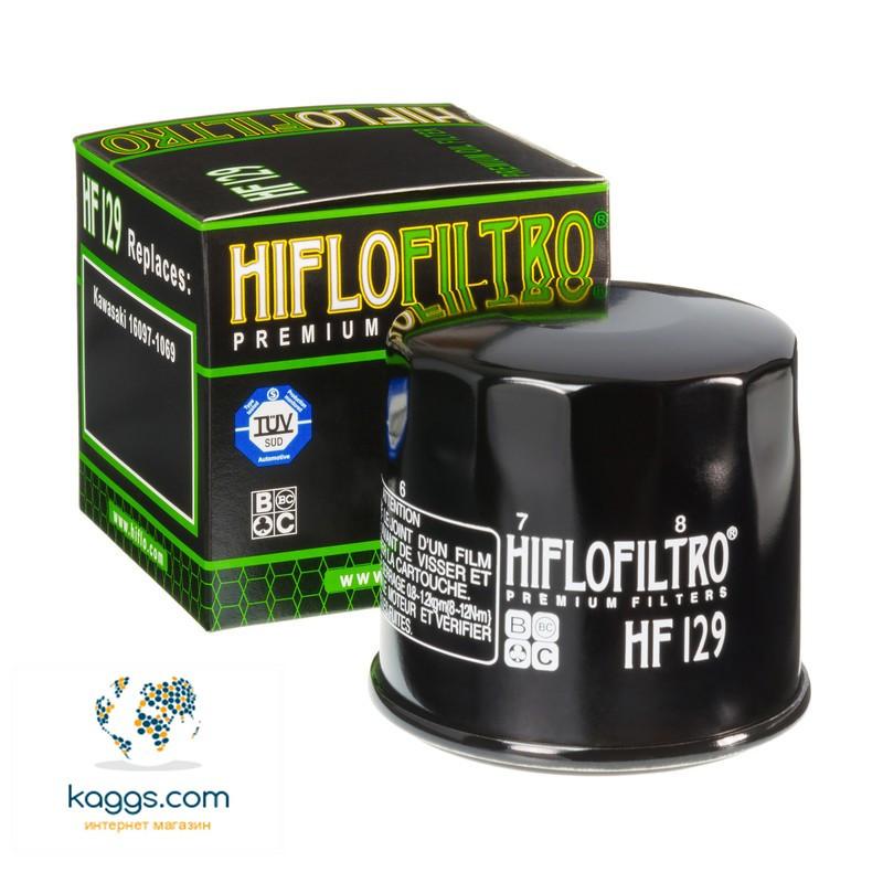 Масляный фильтр Hiflo HF129 для Kawasaki