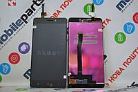 Оригинальный Дисплей (Модуль) + Сенсор (Тачскрин) для Xiaomi RedMi 3 | 3S | 3X | 3Pro (Черный)
