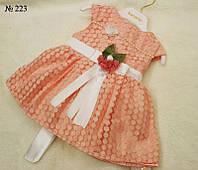 Платье детское (223)