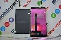Оригинальный Дисплей (Модуль) + Сенсор (Тачскрин) для Xiaomi RedMi 3 | 3S | 3X | 3Pro (Белый)
