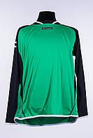 Джемпер мужской спортивный зеленый stanno XL
