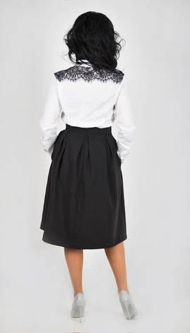 Стильная и удобная юбка миди, фото 2