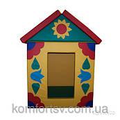 Мягкий модуль- дом 1
