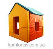 Мягкий модуль- домик3