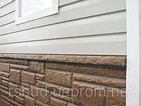 Сайдинг стеновой Альта-Профиль белый