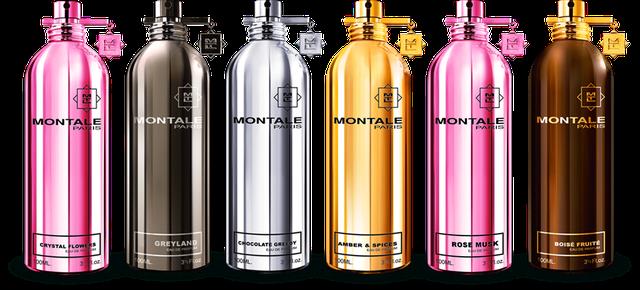 Нишевая парфюмерия от Montale