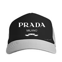 Кепка тракер женская/мужская Prada