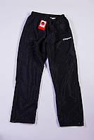 Мужские спортивные штаны для дома с надписью черные uhlsport L
