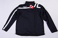 Джемпер мужской спортивный черный uhlsport XL