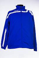Спортивная летняя куртка мужская для бега синяя uhlsport