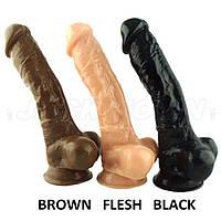 Фаллоимитатор Jack Town  (Flesh)