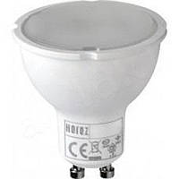 LED лампа PLUS-4 GU10 6W 3000/6400K 220V