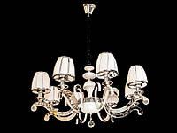 Классическая люстра на 8 ламп  Ls 8316-8