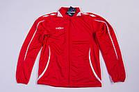 Детская спортивная куртка красная umbro